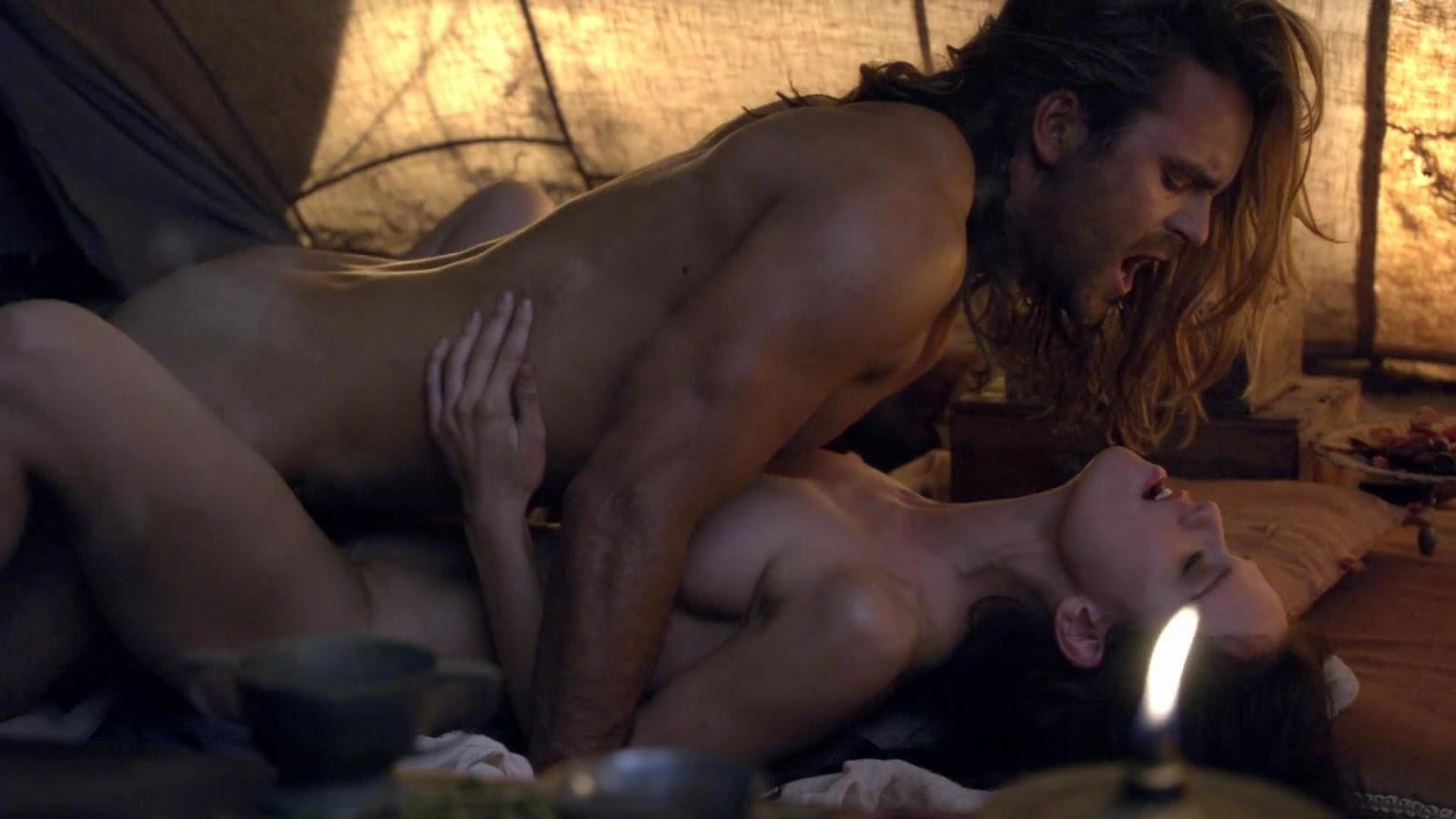 Порно Сцены Из Сериала Викинги